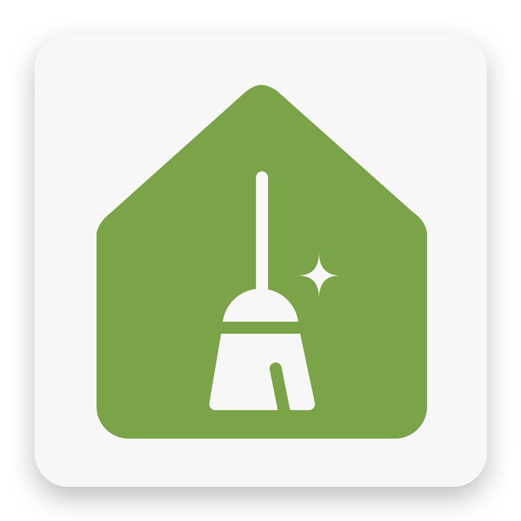 house cleaning app icon